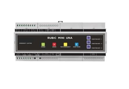 System monitoringo oświetlenia awaryjnego RUBIC MINI