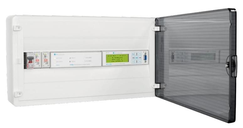 System monitoringu oświetlenia awaryjnego DATA-S EASY